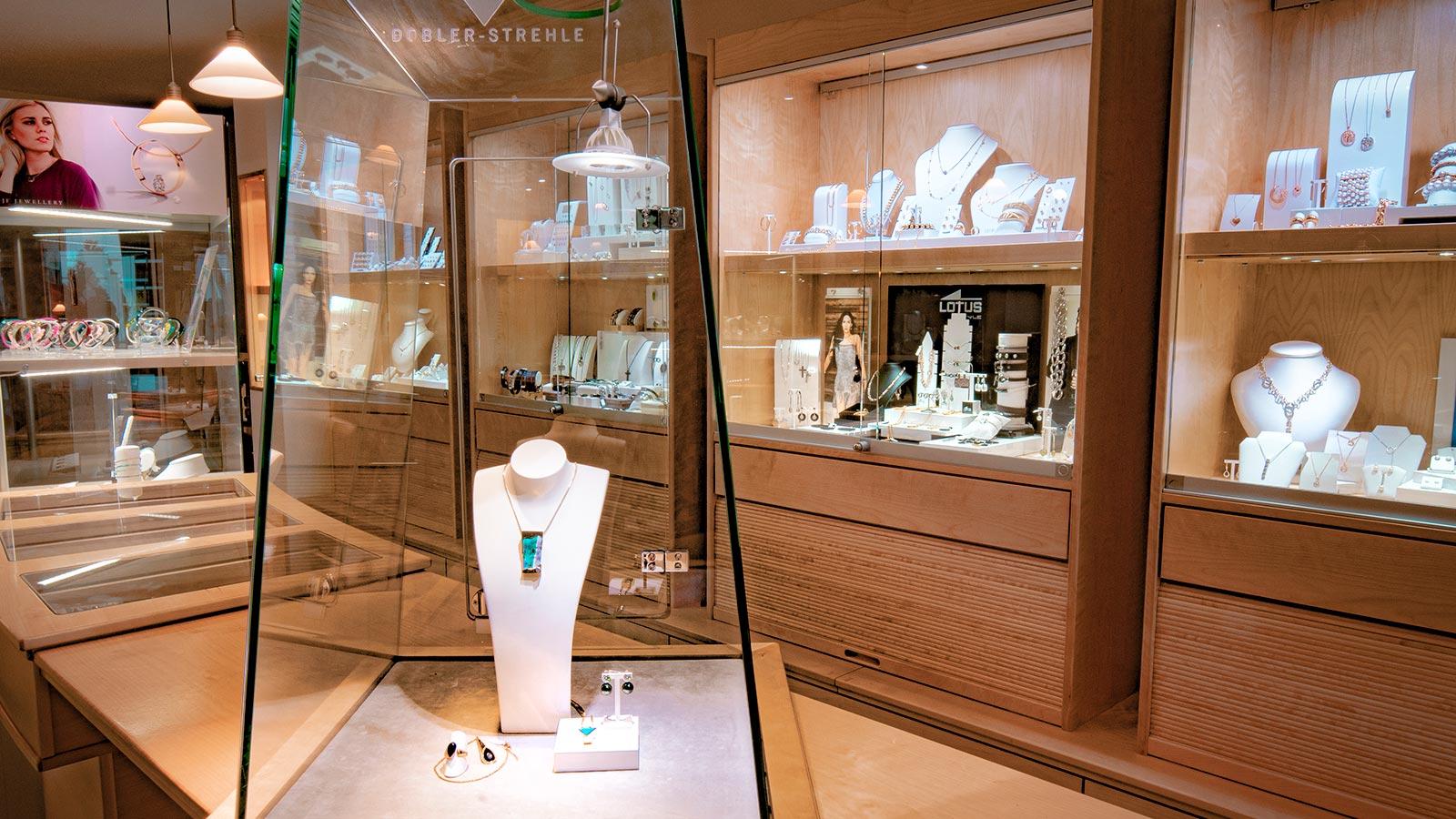 Dobler Strehle Geschäft Juwelier